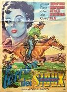 Badlands of Dakota - Italian Movie Poster (xs thumbnail)