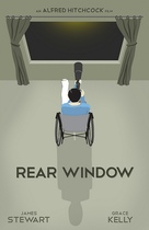 Rear Window - poster (xs thumbnail)