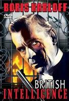 British Intelligence - DVD movie cover (xs thumbnail)