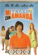 Mi verano con Amanda - Puerto Rican DVD cover (xs thumbnail)