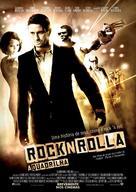RocknRolla - Portuguese Movie Poster (xs thumbnail)