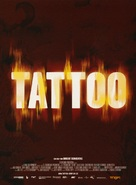 Tattoo - German Movie Poster (xs thumbnail)