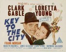 Key to the City - Australian Movie Poster (xs thumbnail)