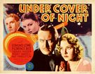 Under Cover of Night - Movie Poster (xs thumbnail)