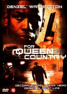 For Queen and Country - Dutch Movie Cover (xs thumbnail)