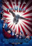 Dumbo - Slovak Movie Poster (xs thumbnail)