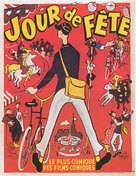 Jour de fête - French Movie Poster (xs thumbnail)