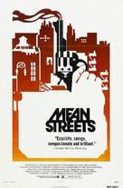 Mean Streets - Movie Poster (xs thumbnail)