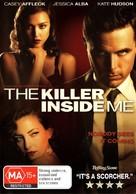 The Killer Inside Me - Australian DVD cover (xs thumbnail)
