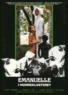 Suor Emanuelle - Danish Movie Poster (xs thumbnail)