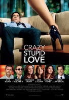 Crazy, Stupid, Love. - Greek Movie Poster (xs thumbnail)