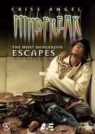 """Criss Angel Mindfreak"" - DVD movie cover (xs thumbnail)"