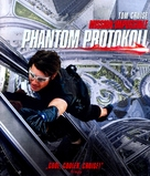 Mission: Impossible - Ghost Protocol - German Blu-Ray movie cover (xs thumbnail)