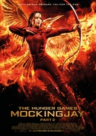 The Hunger Games: Mockingjay - Part 2 - Swedish Movie Poster (xs thumbnail)