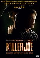 Killer Joe - Finnish DVD movie cover (xs thumbnail)
