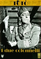 I due colonnelli - Italian DVD cover (xs thumbnail)