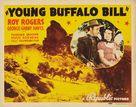 Young Buffalo Bill - Movie Poster (xs thumbnail)
