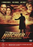The Hitcher II: I've Been Waiting - Australian DVD cover (xs thumbnail)