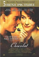 Chocolat - Canadian Movie Poster (xs thumbnail)