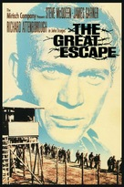 The Great Escape - Movie Cover (xs thumbnail)