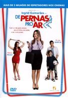 De pernas pro ar - Brazilian DVD cover (xs thumbnail)