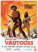 Unter Geiern - French Movie Poster (xs thumbnail)