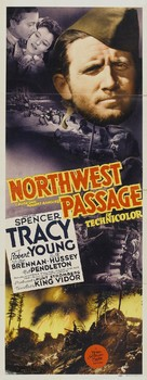 Northwest Passage - Movie Poster (xs thumbnail)