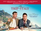 The Trip to Italy - British Movie Poster (xs thumbnail)