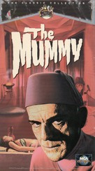 The Mummy - VHS cover (xs thumbnail)