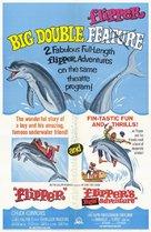 Flipper's New Adventure - Movie Poster (xs thumbnail)