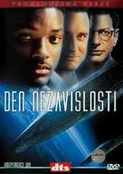 Independence Day - Czech DVD movie cover (xs thumbnail)