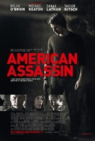 American Assassin - British Movie Poster (xs thumbnail)