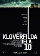 10 Cloverfield Lane - Latvian Movie Poster (xs thumbnail)
