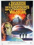 Starship Invasions - French Movie Poster (xs thumbnail)