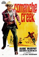 Gunfight at Comanche Creek - Spanish Movie Poster (xs thumbnail)