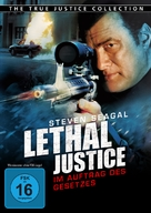 """""""True Justice"""" - German DVD movie cover (xs thumbnail)"""