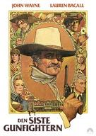 The Shootist - Norwegian Movie Poster (xs thumbnail)