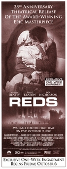 Reds - Re-release poster (xs thumbnail)