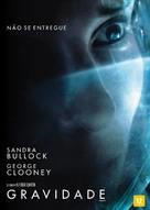 Gravity - Brazilian DVD movie cover (xs thumbnail)