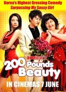 Minyeo-neun goerowo - Hong Kong Movie Poster (xs thumbnail)