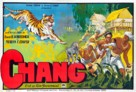 Chang: A Drama of the Wilderness - French Movie Poster (xs thumbnail)