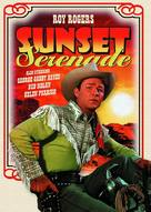 Sunset Serenade - British DVD cover (xs thumbnail)