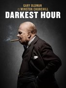 Darkest Hour - Movie Cover (xs thumbnail)