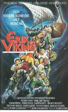 Erik the Viking - Dutch Movie Poster (xs thumbnail)