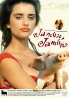 Jamón, jamón - Japanese Movie Cover (xs thumbnail)