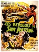 San Antone - French Movie Poster (xs thumbnail)
