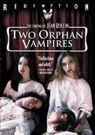 Les deux orphelines vampires - DVD movie cover (xs thumbnail)