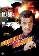 Flic ou voyou - Czech DVD movie cover (xs thumbnail)