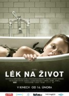 A Cure for Wellness - Czech Movie Poster (xs thumbnail)