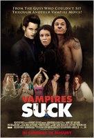Vampires Suck - Malaysian Movie Poster (xs thumbnail)